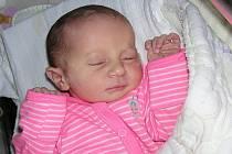 Holčička Eliška prvně pohlédla na svět 8. března 2019 v hořovické porodnici a vážila 3,12 kg. Rodiče Jana a Pavel si své prvorozené štěstí odvezli domů do Mýta.