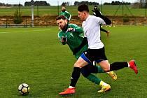 FC Rokycany - TJ Tatran Rakovník 1:1 (0:0)