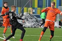 FC Rokycany - SK Petřín 2:7.