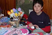 Martina Urbánková přijela v sobotu do Ejpovic z Trnové.