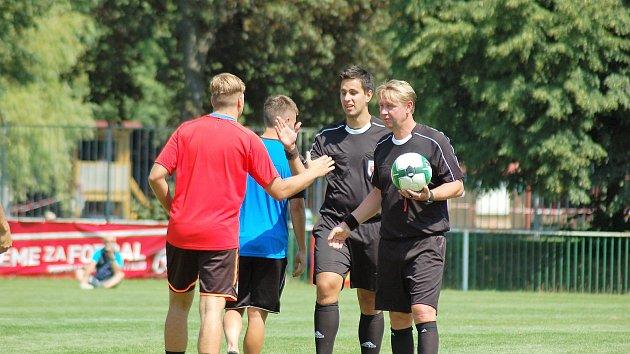 FCVP B - Mladá Boleslav B  3:2  (3:1)