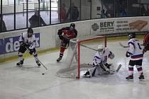 Dorostenci HC Rokycany  podlehli v nedělním utkání vrstevníkům Strakonic 4:6.