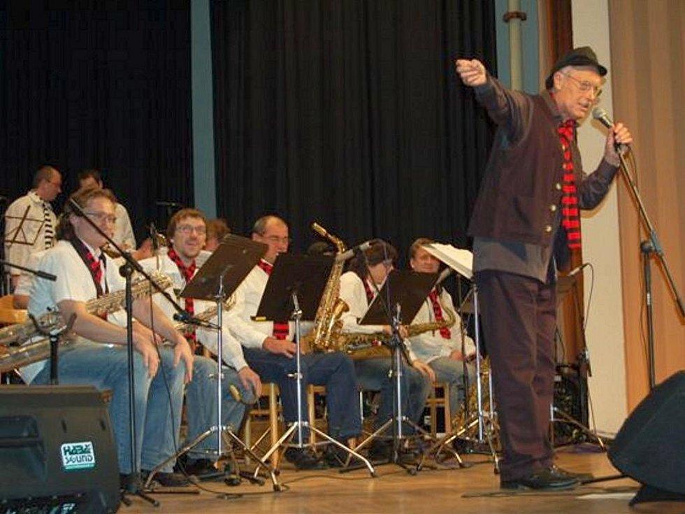 V rokycanské sokolovně se v úterý večer uskutečnil mezinárodní festival Jazz bez hranic.