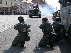 Oslavy v Rokycanech - ilustrační foto.