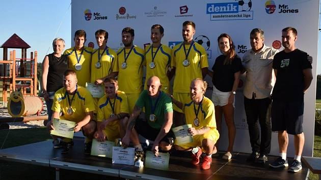 Ocenění vítězů: VALCANO