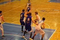 Přišli o soupeře. Basketbalisté Jiskry Domažlice měli v sobotu volno. Jejich plánovaný soupeř z Mariánských Lázní se ze II. ligy odhlásil. K repríze lednového duelu tak nedošlo.