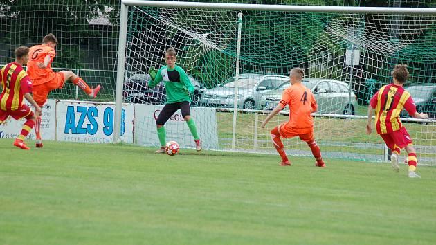 FC Rokycany - FK Junior Strakonice 2:0