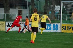 FC Rokycany B prohrály na domácím hřišti vysoko 0:6