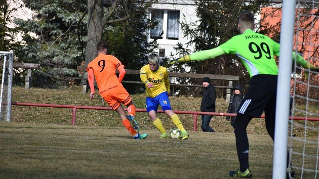 FC Rokycany  - FC Písek  1:1 (0:0) PK 2:4