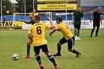 FK Robstav Přeštice - FC Rokycany 3:0  (1:0)
