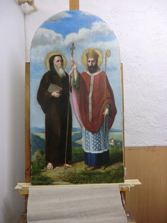 Zbirožský oltář.