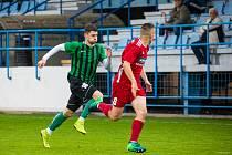 SK Klatovy - FC Rokycany 3:2 (2:1)