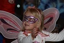 Masky všech malých účastníků měly až filmovou úroveň.