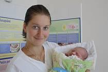 Tomáš ANDĚL z Kamenného Újezdu se na sále rokycanské porodnice narodil 13. srpna. Přišel na svět ve 20 hodin a 13 minut.  Tomášek vážil při narození 3430 gramů, měřil 47 cm.