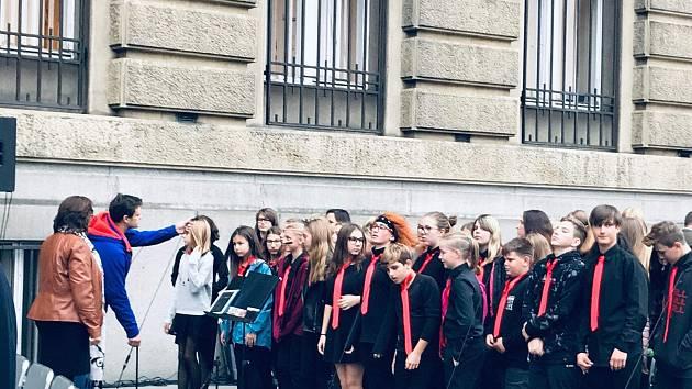 Oslavy 100 let generálního štábu v Praze