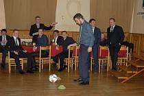 III. fotbalový ples FC Rokycany