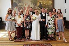Magické datum lákalo několik svatebních párů