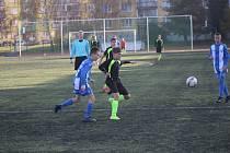 Krajský přebor starších žáků: FC Rokycany - Domažlice 2:0