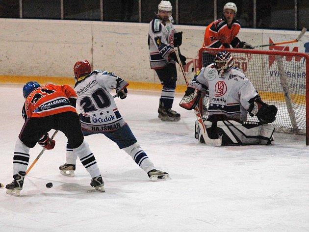 Letopočet 2007 zakončili hokejisté SKP Rokycany nezdarem. Na domácím ledě podlehli HC Pubec Plzeň 2:4.