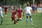 Mladší dorost FC rozdrtil Klatovy.