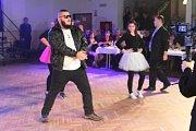Maturitní ples studentů ze střední odborné školy z Rokycan