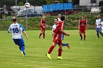 TJ Sokol Raková - FK Dýšina 3:5 (2:1)