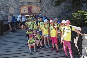 Nejmladší obyvatelé Kornatic a okolních vesnic strávili týden v rámci příměstského tábora. Byl zaměřený na historii, turistiku a nechyběly ani delší výlety.