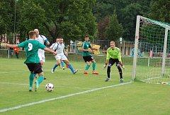 Fotbalisté FC nezaváhali ani ve druhém kole krajského přeboru proti Horní Bříze.