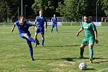FC Rokycany B - TJ Sušice  4:2 (3:0)