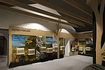 Vizualizace budoucího Domu přírody, ve který se promění lovecký zámeček Tři Trubky.