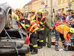 V Rokycanech se konal Memoriál Jindřicha Šmause. Týmy složené z hasičů a zdravotnické záchranné služby soutěžily ve vyprošťování a ošetření zraněných při simulovaných dopravních nehodách.