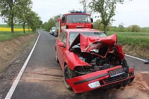 Tragická nehoda u Hlohovic