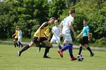 Sportovní škola Plzeň - FC Rokycany 1:8