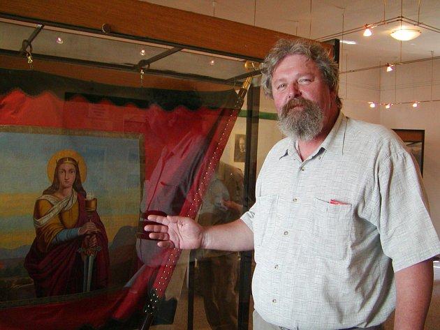 Cyrilu Purkyněmu je věnovaná nová výstava v Muzeu dr. B. Horáka.