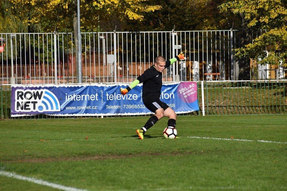 FC Rokycany B - TJ Sokol Mochtín 2:1