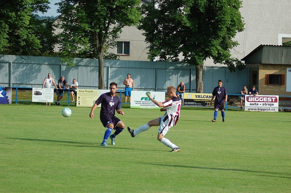 Utkání skončilo vítězstvím domácích 2:0.