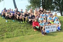 Grand team zazářil v Kařízku