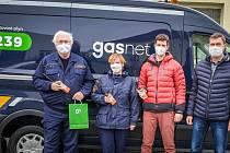 Hasičům pomohou nové přístroje. Jako první republice dostali detektory Sewerin PM4 hasiči v Plzeňském kraji.