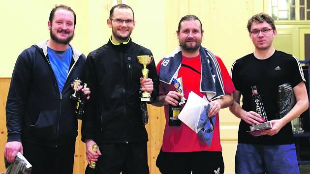 Aktéři i vítězové turnaje v Mirošově