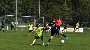 FC Rokycany - Baník Stříbro 1:1 (1:1) PK 4:3
