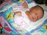NATÁLIE VÁCHOVÁRodiče Renata a Martin z Holoubkova přivedli na svět dcerku Natálii. Narodila se 2. března 2018 v hořovické porodnici, vážila 3,33 kg a měřila 49 cm. Doma na sestřičku čekali bráškové David (13) a Kubík (3)