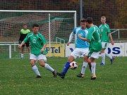 FC Rokycany - Sportovní škola Plzeň  4:1 (3:1)