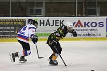 HC Rokycany - Energie Karlovy Vary B  3:7