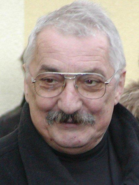 Jaroslav Perlík, starosta Hrádku