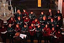 Vánoční koncert Žihelského sboru