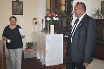 Václav Soukup z Metropolitní kapituly sv. Víta je člověkem, který ke Kytičkám přivedl mnohé další. Nakolik na ně pamatuje, se v rámci slavnostního setkání potvrdilo znova.