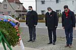 Den veteránů si představitelé města připomněli v komorní atmosféře