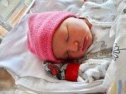 Viktorie Brožíková se narodila 7. prosince v 9:34 mamince Tereze a tatínkovi Davidovi z Mýta. Po příchodu na svět v plzeňské FN vážila sestřička dvouleté Adélky 3300 gramů a měřila 50 cm.