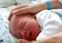 Michal Průša z Králova Dvora se narodil 13. července v půl desáté večer. Maminka Daniela a tatínek Tomáš věděli dopředu, že i jejich druhé dítě bude chlapeček. Malý Michal vážil při  narození 3650 gramů, měřil 50 cm.
