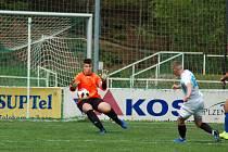FC Rokycany - TJ Jiskra Třeboň 2:2